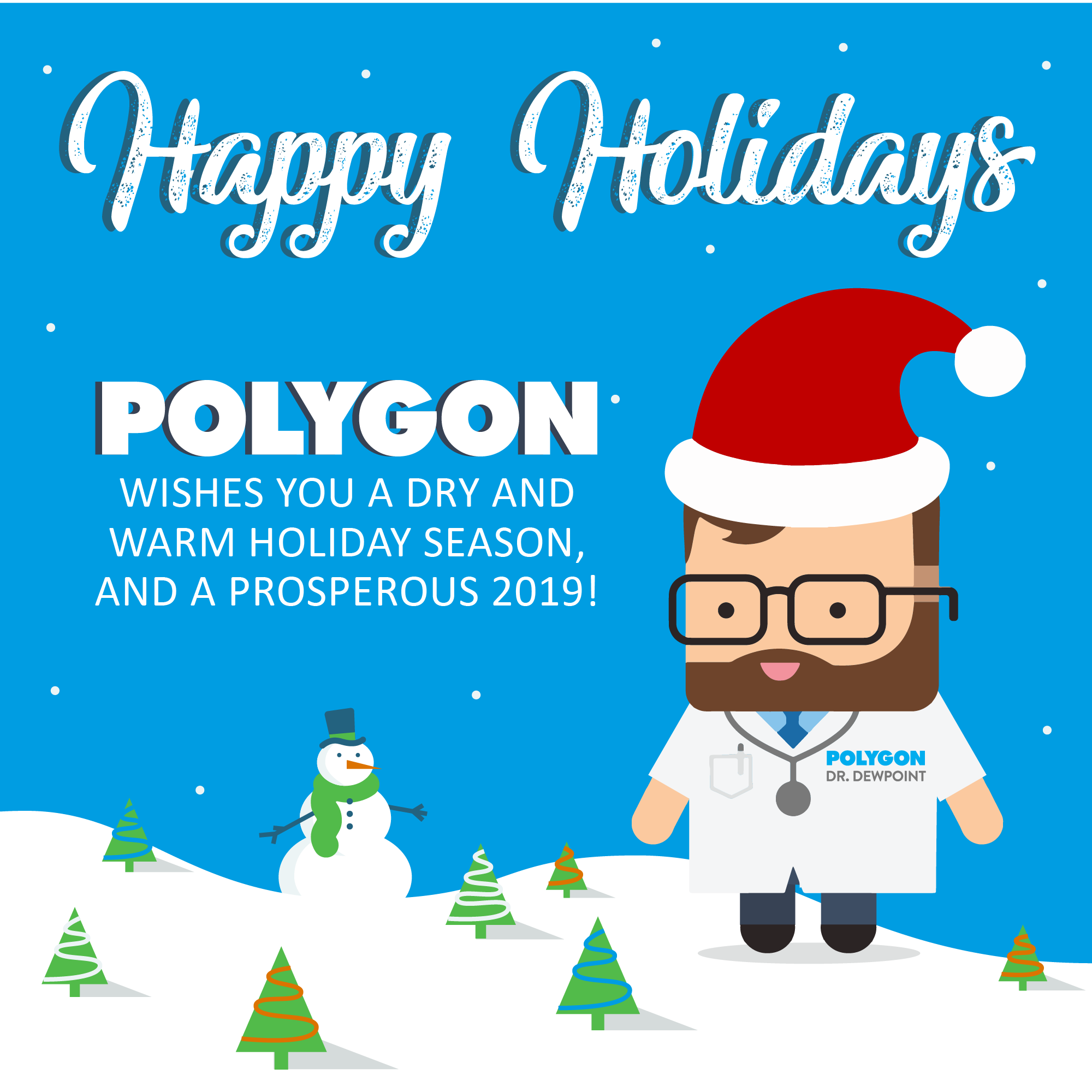 A Holiday Message from Polygon