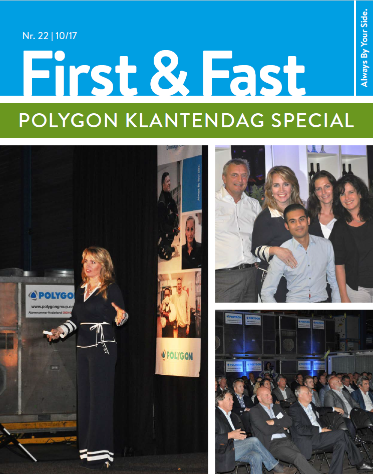 Polygon First & Fast special